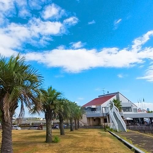 大阪北港マリーナリゾート ゲストハウス/外観