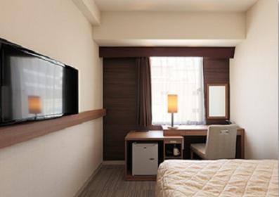 ユニゾイン札幌(2016年1月21日オープン)/客室