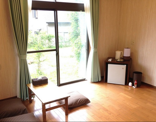 民宿nicoichi <屋久島>/客室