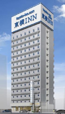 東横インJR神戸駅北口/外観