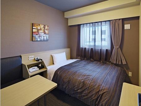 ホテルルートイン富山インター/客室