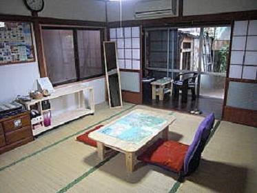 ゲストHOUSE Loungeたき/客室