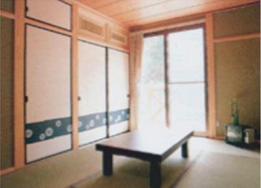獅子越荘/客室