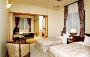 五箇山温泉 赤尾館/客室
