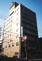 福山パークホテル/外観