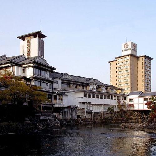 【特急&バス付プラン】嬉野温泉 美肌の宿 和多屋別荘(JR九州旅行提供)/外観
