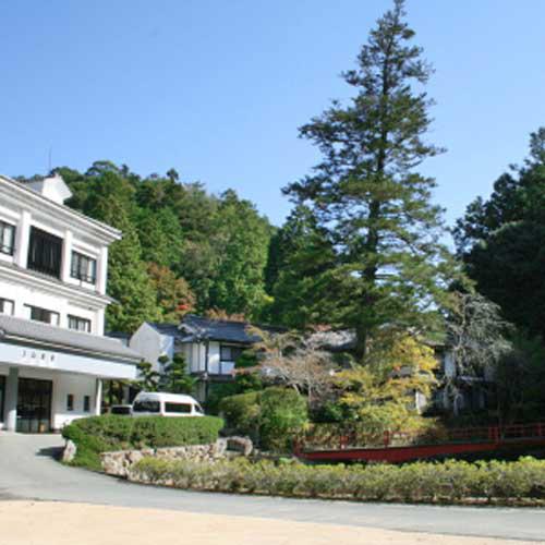 塩田温泉 上山旅館/外観