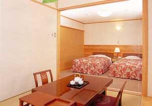 ごかせ温泉 森の宿 木地屋/客室