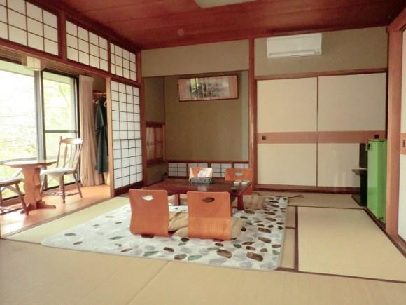 ロイヤルリゾート六甲山荘/客室