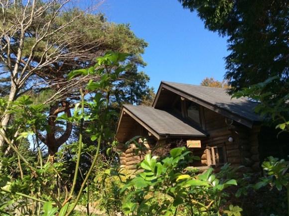 六甲山のオーベルジュ naare(なあれ)/外観