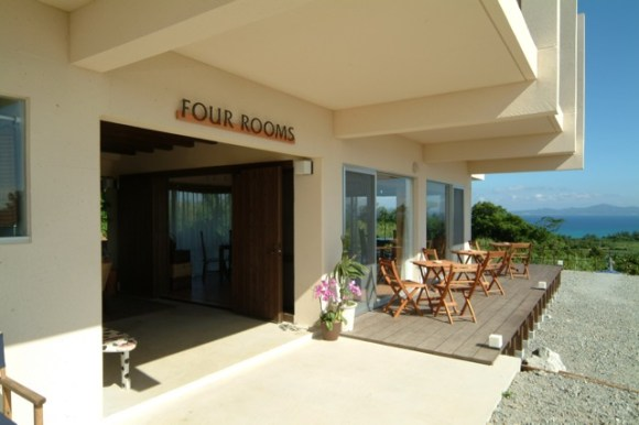 FOUR ROOMS/外観