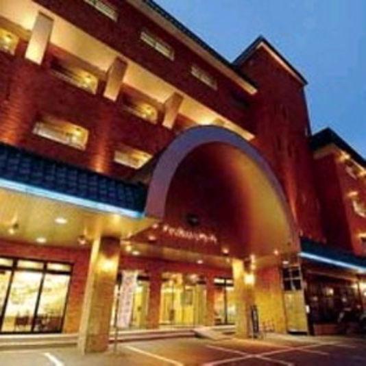 【新幹線付プラン】湯の川温泉 湯の浜ホテル(びゅうトラベルサービス提供)/外観