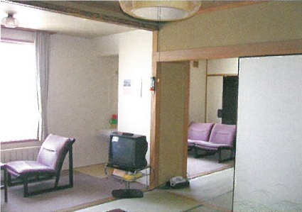鹿部温泉 温泉旅館吉の湯/客室