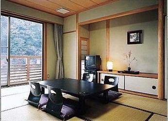 帝釈峡スコラ高原荘/客室