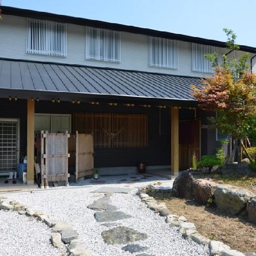潮香ノ宿 高平屋/外観