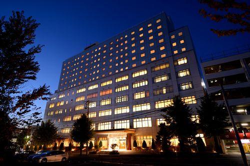 山形国際ホテル/外観
