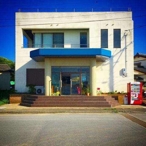 五島ゲストハウスビジネス 海星(みそら)<五島・福江島>/外観
