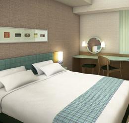 ホテル モンテ エルマーナ神戸 アマリー(ホテルモントレグループ)/客室