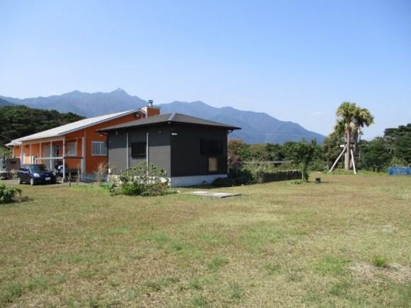 コテージ オレンジハウス 屋久島/外観