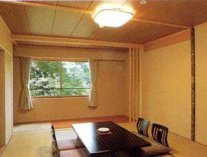日本の山岳温泉リゾート 新玉川温泉/客室