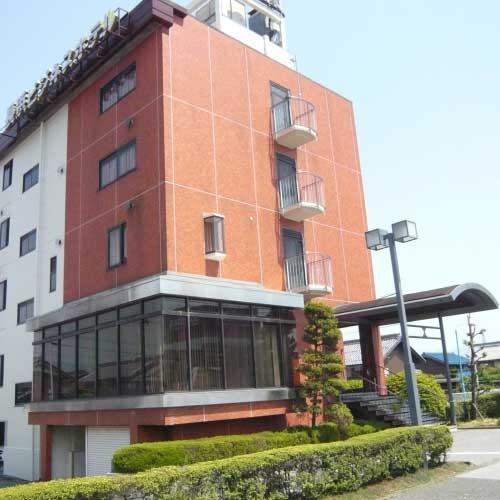 長浜ビジネスホテル/外観