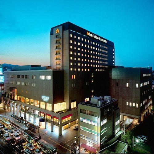 ホテル日航熊本/外観