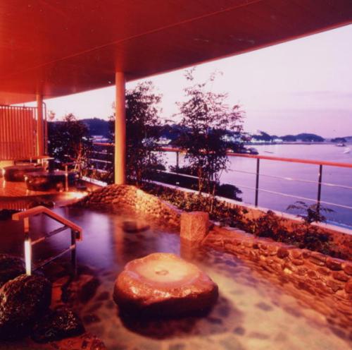 湯めぐり海百景 鳥羽シーサイドホテル/客室