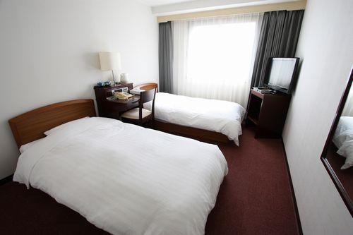 ホテルサンシャインいわき/客室