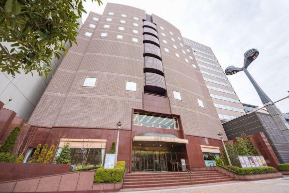 ホテル仙台ガーデンパレス/外観