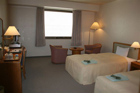 ホテル仙台ガーデンパレス/客室