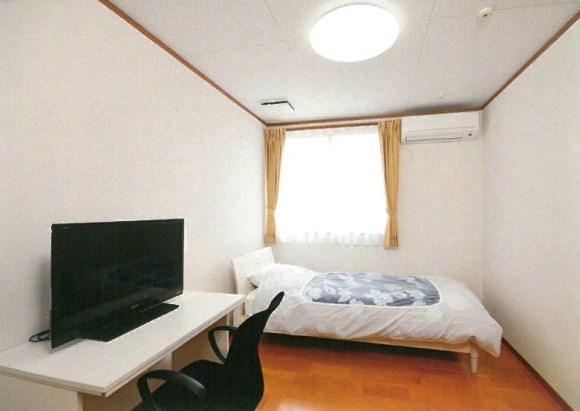 ふるさと復興の宿 大八荘/客室