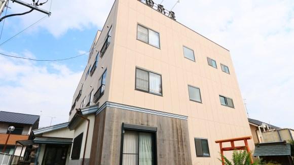 田原屋旅館/外観