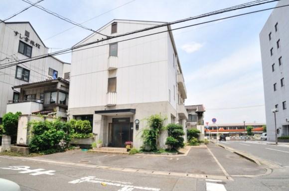 ビジネスホテル桜美林(おおばやし)/外観