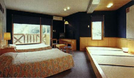 ホテル 百年草/客室