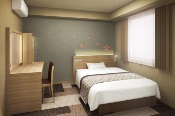 ザ・ブリッジホテル心斎橋/客室