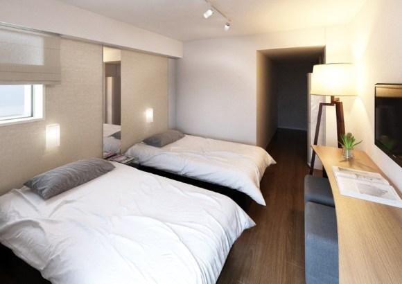 HOTEL AXAS NIHONBASHI(ホテルアクサス日本橋)/客室