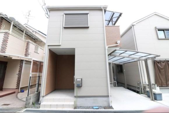 HG Cozy Hotel No.1/外観