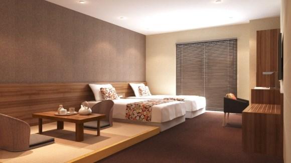 ザ・ベース・堺東・アパートメントホテル/客室