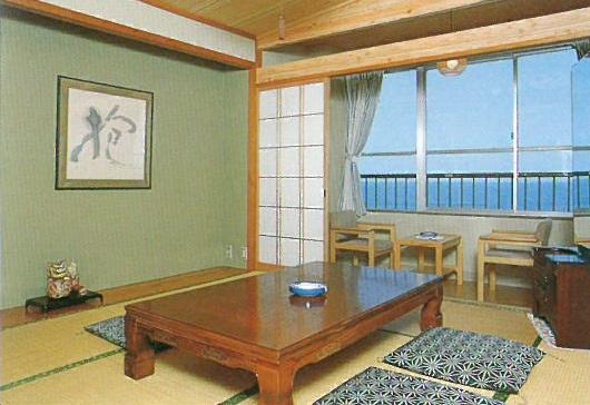 シーサイド京極荘/客室