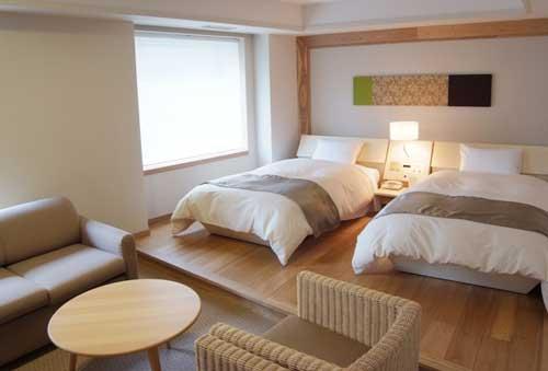 ホテル東京ガーデンパレス/客室