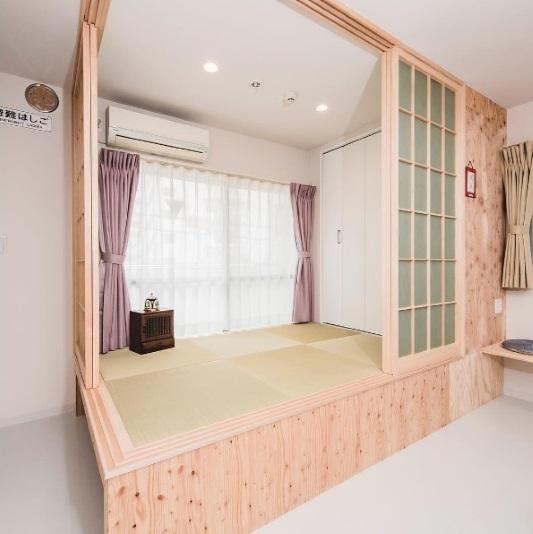 Hostal Reposo Hikifune Lodge/客室