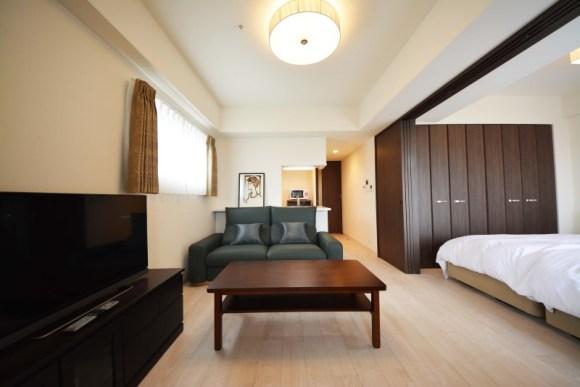 ビューロー四天王寺ホテル/客室