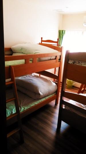 旅人の宿・ゲストハウス「かがやきの花」/客室