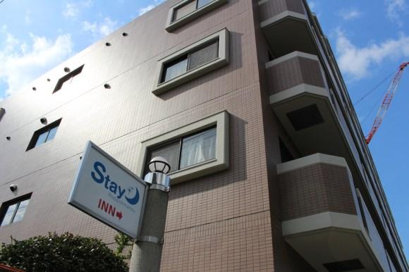 Stay六本松/外観