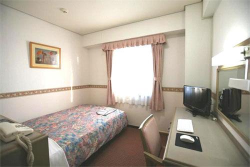 ホテルアルファ-ワン都城/客室