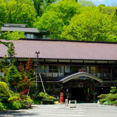 【新幹線付プラン】蔦温泉旅館(びゅうトラベルサービス提供)/外観