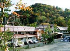 【新幹線付プラン】松川温泉 峡雲荘(びゅうトラベルサービス提供)/外観
