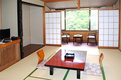 桃の木温泉 山和荘/客室