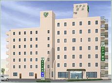 ホテル新永/外観