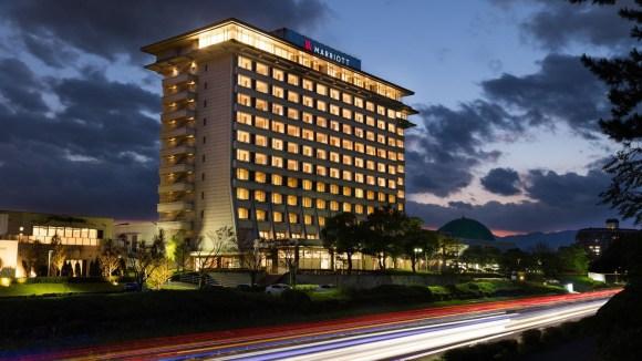 琵琶湖マリオットホテル/外観